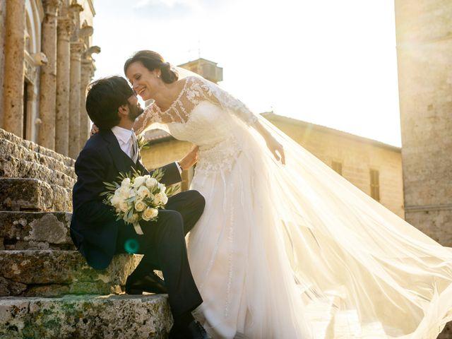 Il matrimonio di Francesca e Claudio a Massa Marittima, Grosseto 37