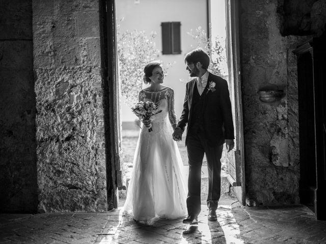 Il matrimonio di Francesca e Claudio a Massa Marittima, Grosseto 38