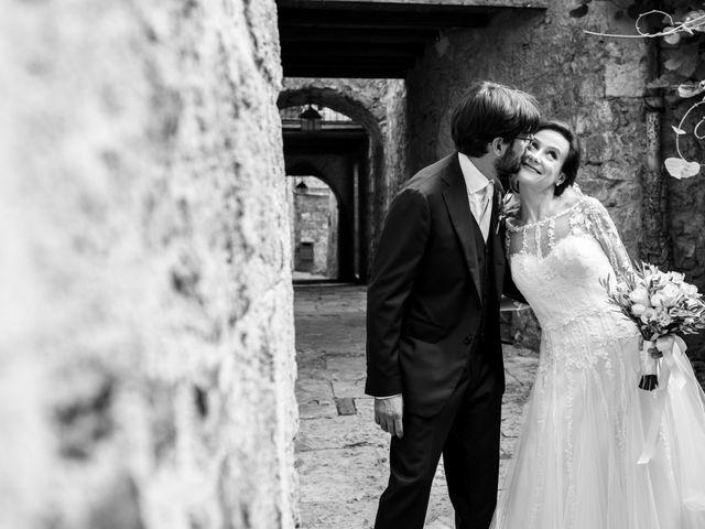 Il matrimonio di Francesca e Claudio a Massa Marittima, Grosseto 40
