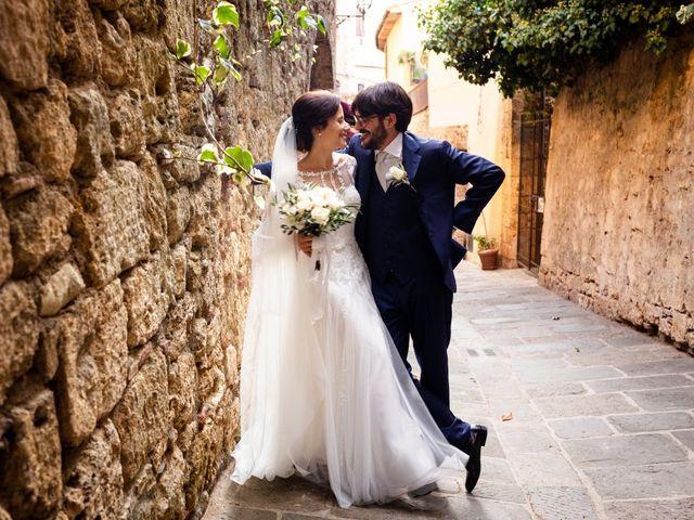 Il matrimonio di Francesca e Claudio a Massa Marittima, Grosseto 41