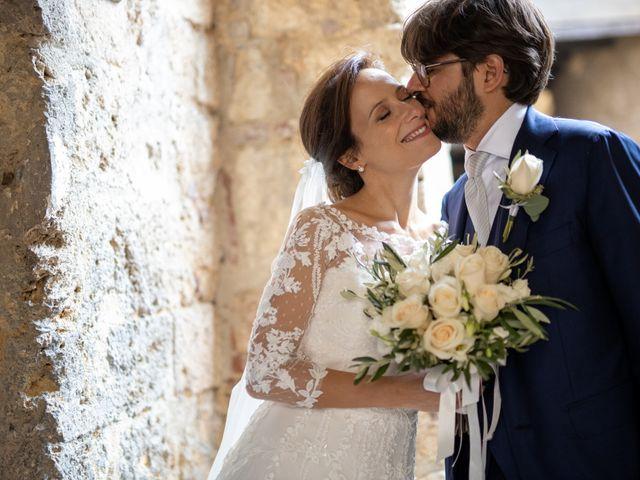 Il matrimonio di Francesca e Claudio a Massa Marittima, Grosseto 43