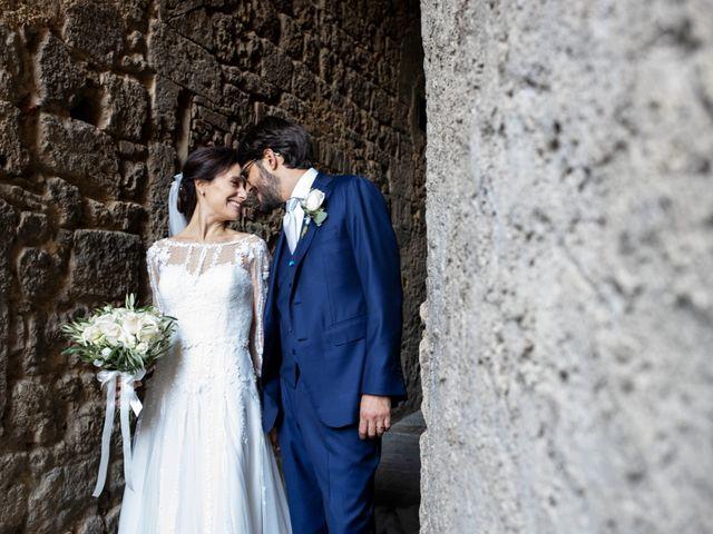 Il matrimonio di Francesca e Claudio a Massa Marittima, Grosseto 45