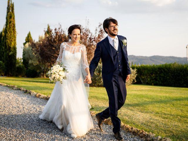 Il matrimonio di Francesca e Claudio a Massa Marittima, Grosseto 49