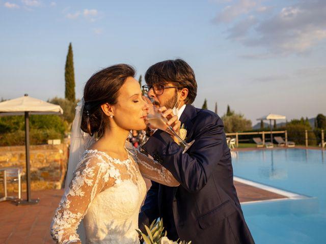 Il matrimonio di Francesca e Claudio a Massa Marittima, Grosseto 50