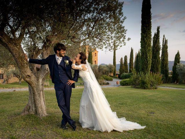 Il matrimonio di Francesca e Claudio a Massa Marittima, Grosseto 51