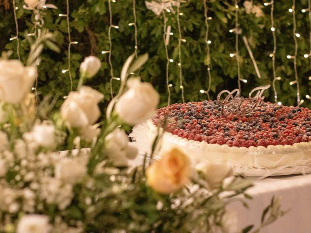 Il matrimonio di Francesca e Claudio a Massa Marittima, Grosseto 60