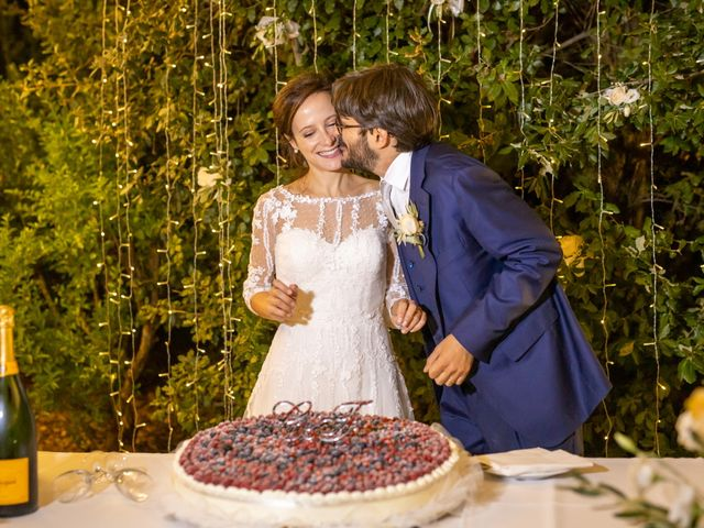 Il matrimonio di Francesca e Claudio a Massa Marittima, Grosseto 62