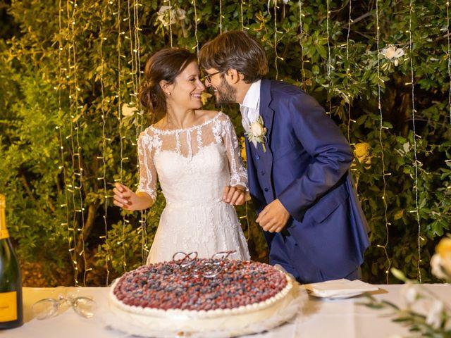 Il matrimonio di Francesca e Claudio a Massa Marittima, Grosseto 63