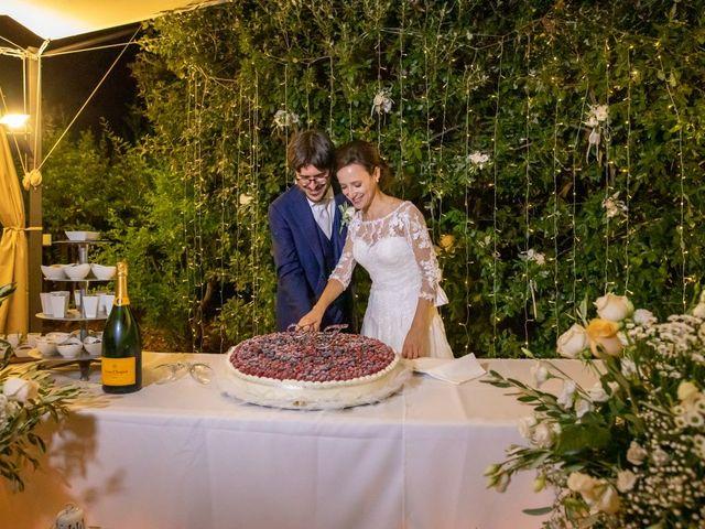 Il matrimonio di Francesca e Claudio a Massa Marittima, Grosseto 64