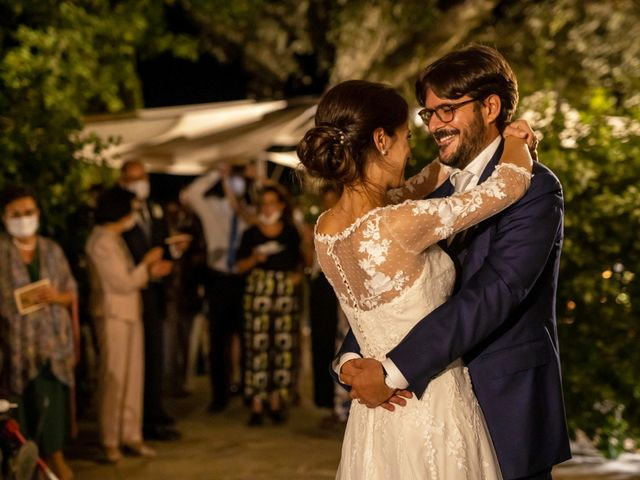 Il matrimonio di Francesca e Claudio a Massa Marittima, Grosseto 65