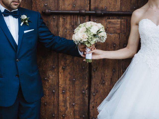 Le nozze di Joanna e Daniele