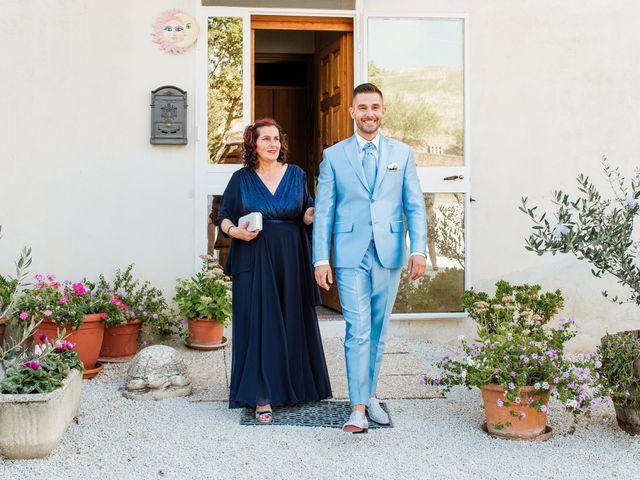 Il matrimonio di Simone e Martina a Montegranaro, Fermo 16