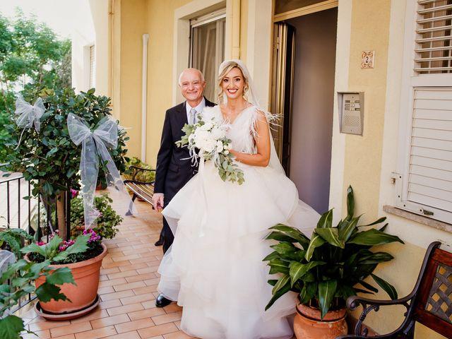 Il matrimonio di Simone e Martina a Montegranaro, Fermo 34