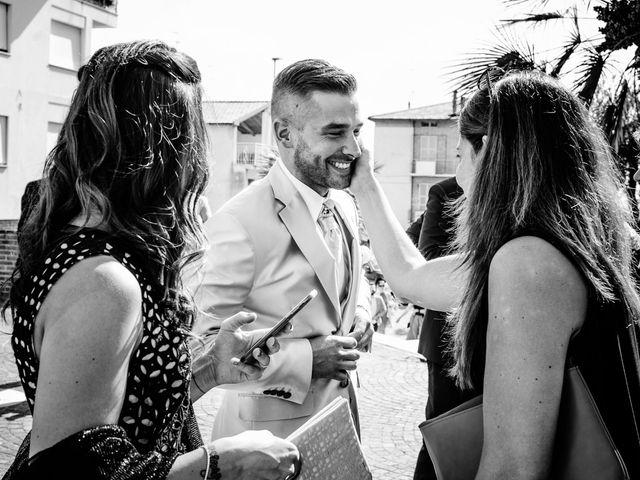Il matrimonio di Simone e Martina a Montegranaro, Fermo 35