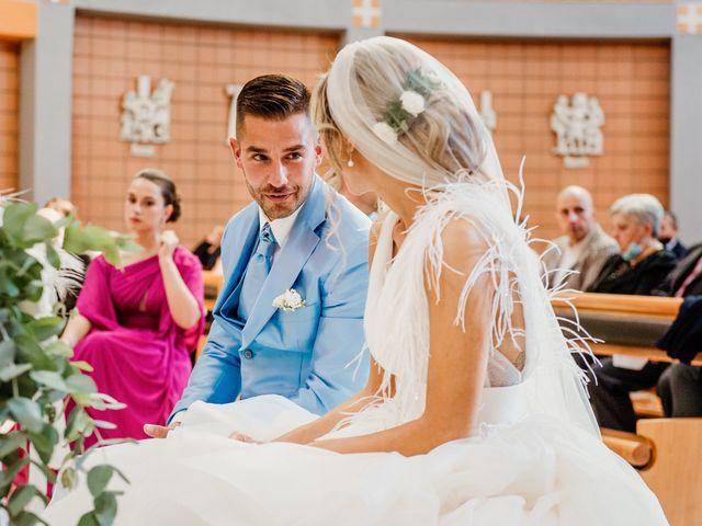 Il matrimonio di Simone e Martina a Montegranaro, Fermo 46