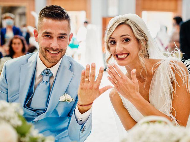 Il matrimonio di Simone e Martina a Montegranaro, Fermo 47