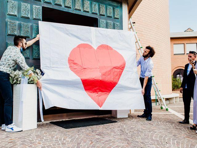 Il matrimonio di Simone e Martina a Montegranaro, Fermo 48