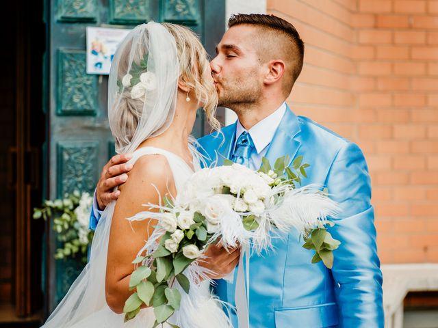Il matrimonio di Simone e Martina a Montegranaro, Fermo 50