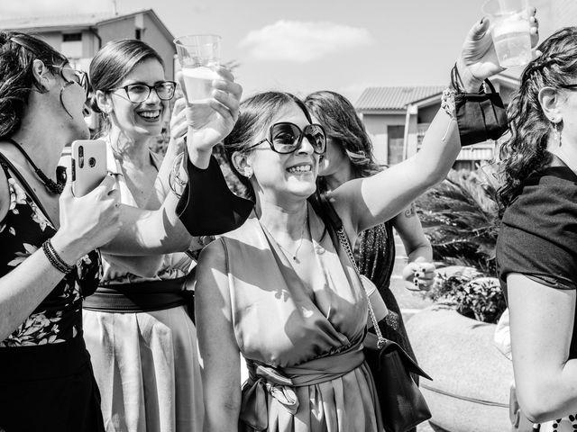 Il matrimonio di Simone e Martina a Montegranaro, Fermo 52