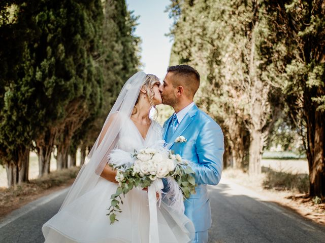 Il matrimonio di Simone e Martina a Montegranaro, Fermo 55