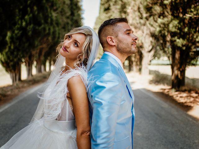 Il matrimonio di Simone e Martina a Montegranaro, Fermo 1