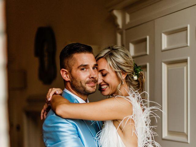 Il matrimonio di Simone e Martina a Montegranaro, Fermo 61