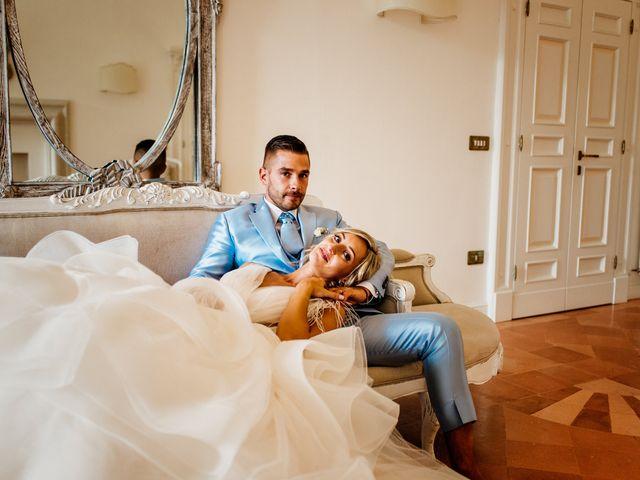 Il matrimonio di Simone e Martina a Montegranaro, Fermo 63