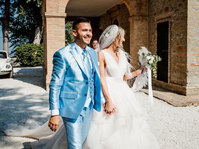 Il matrimonio di Simone e Martina a Montegranaro, Fermo 67
