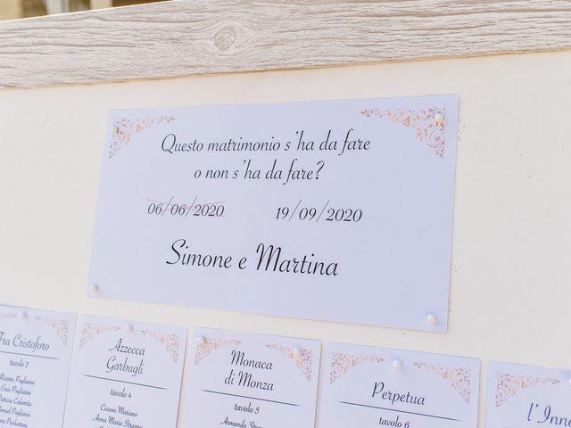 Il matrimonio di Simone e Martina a Montegranaro, Fermo 68