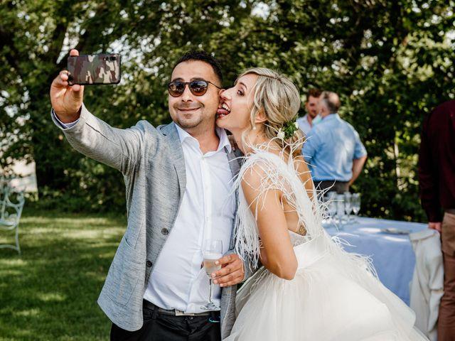 Il matrimonio di Simone e Martina a Montegranaro, Fermo 69