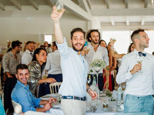 Il matrimonio di Simone e Martina a Montegranaro, Fermo 76