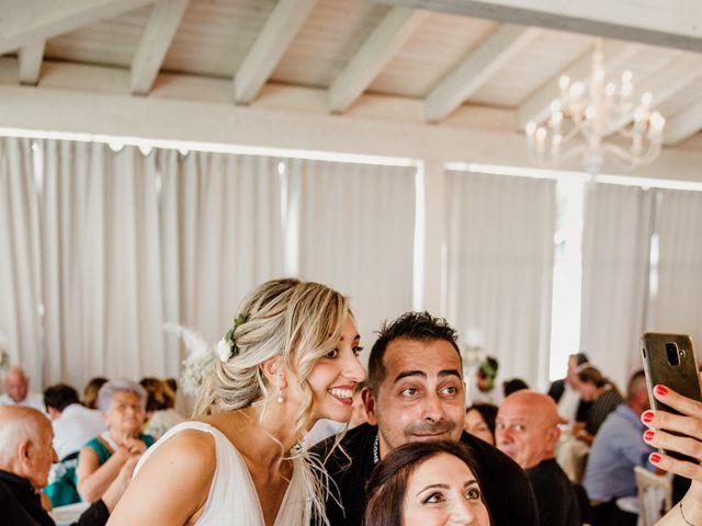 Il matrimonio di Simone e Martina a Montegranaro, Fermo 78