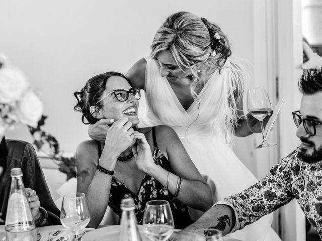 Il matrimonio di Simone e Martina a Montegranaro, Fermo 79