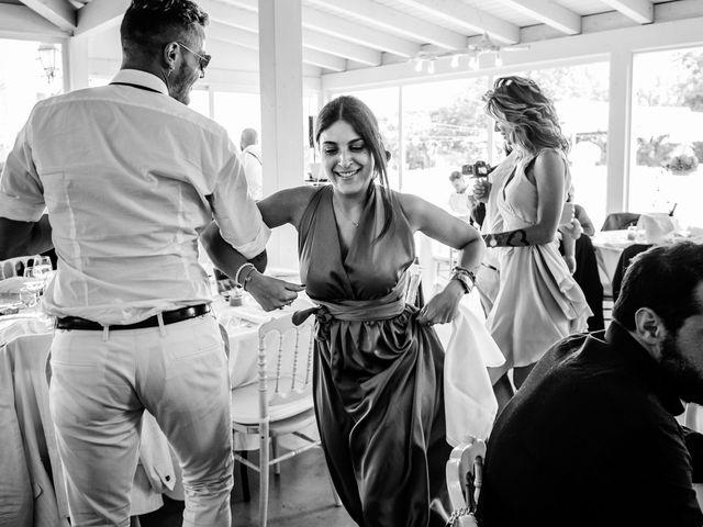 Il matrimonio di Simone e Martina a Montegranaro, Fermo 80