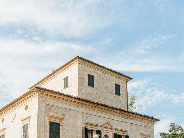 Il matrimonio di Simone e Martina a Montegranaro, Fermo 87