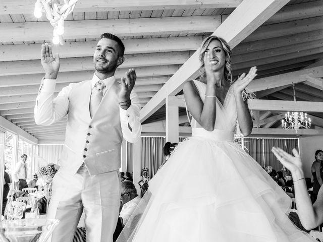 Il matrimonio di Simone e Martina a Montegranaro, Fermo 88