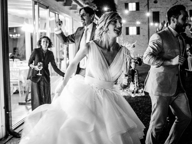 Il matrimonio di Simone e Martina a Montegranaro, Fermo 101