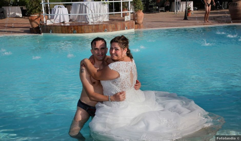 Il matrimonio di Emiliano e Francesca a Ariccia, Roma