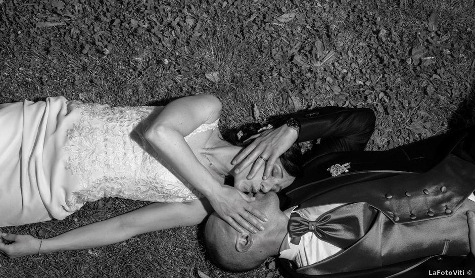 Il matrimonio di Angela e Andrea a Anagni, Frosinone