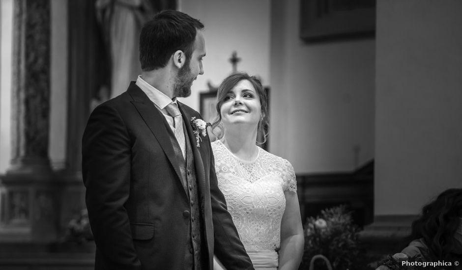 Il matrimonio di Nicola e Francesca a Piombino Dese, Padova