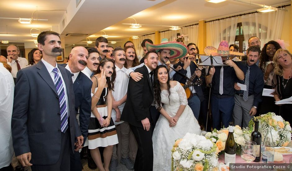 Il matrimonio di Vincenzo e Sara a Bollate, Milano