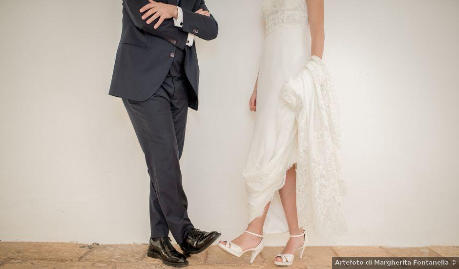Il matrimonio di Giuseppe e Jlenia a Palo del Colle, Bari