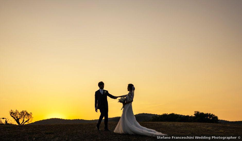 Il matrimonio di Francesca e Claudio a Massa Marittima, Grosseto