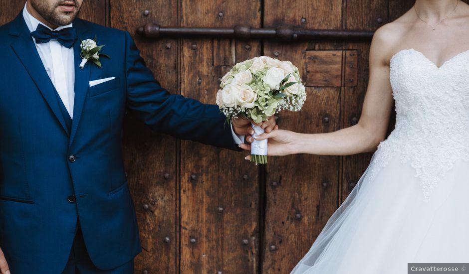 Il matrimonio di Daniele e Joanna a Cisterna di Latina, Latina
