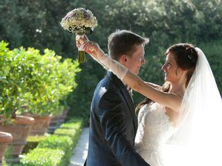 Le nozze di Elisa e Vladislav