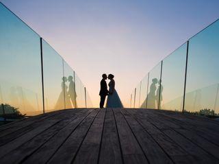 Le nozze di Martina e Fabiano