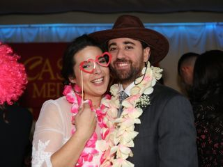 Le nozze di Danilo e Rita