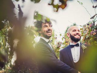 Le nozze di Federico e Marco