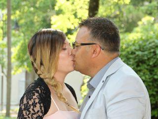 Le nozze di Antonio e Veronica