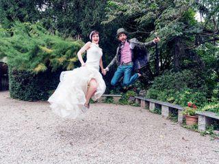 Le nozze di Cora e Daniele